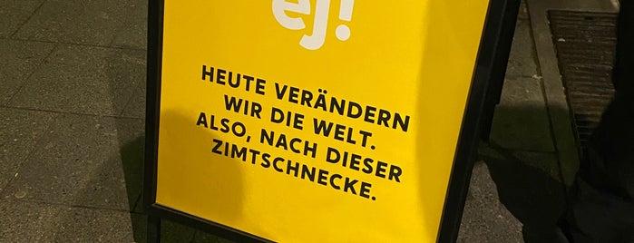 echt jetzt Bäckerei & Kaffeebar is one of München glutenfrei / Glutenfree Munich.