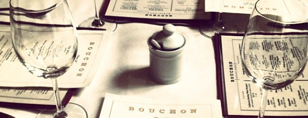 Bouchon is one of Bars and Restaurants LA.