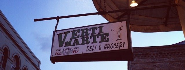 Verti Marte is one of New Orleans.