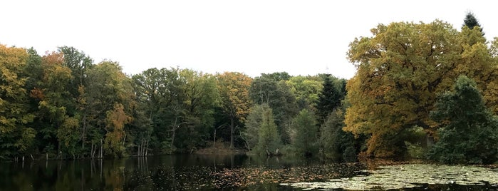 Arboretet is one of Visit Denmark.