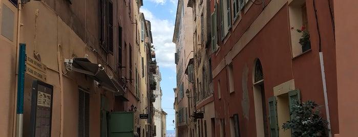 Citadelle de Bastia is one of Corsica favs.