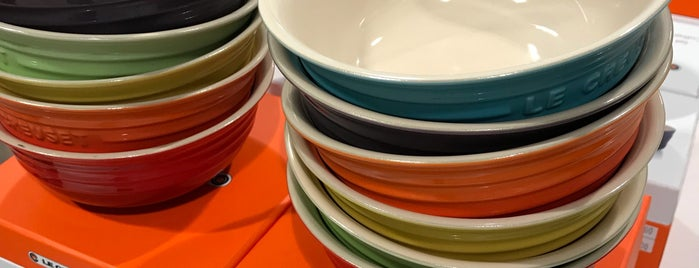 Le Creuset Outlet is one of Visit Denmark.