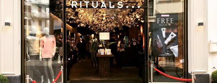 Rituals is one of Lugares favoritos de ™Catherine.