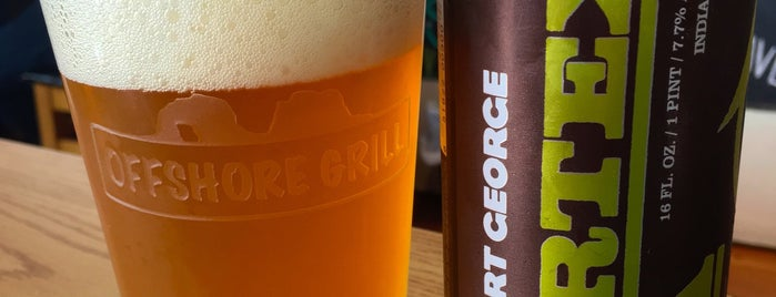 Offshore Grill and Coffee House is one of Orte, die Gehlen gefallen.