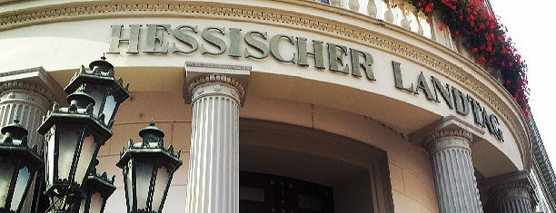 Hessischer Landtag is one of A local's guide: 48 hours in Wiesbaden.
