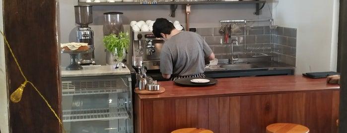 Café Pand'oro is one of Posti che sono piaciuti a Rebeca.