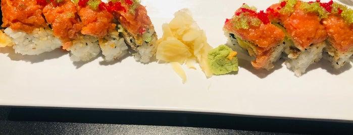 Nizi Sushi is one of New Jersey.