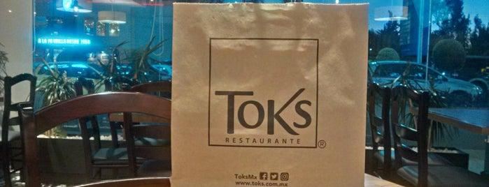 Toks is one of Locais curtidos por Luis Arturo.