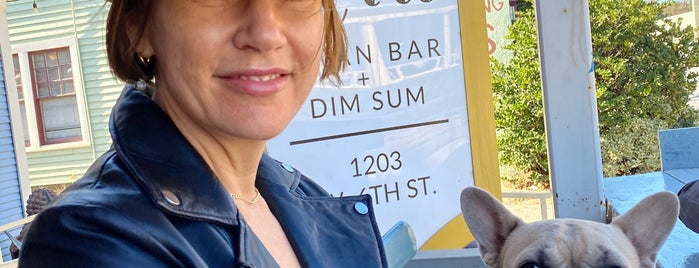 Lin Asian Bar + Dim Sum Restaurant is one of austin.