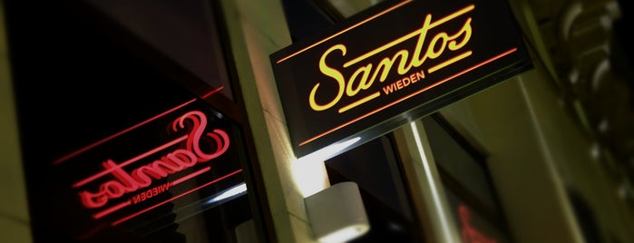 Santos Wieden | Mexican Grill & Bar is one of Vienna.