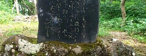 山刀伐峠 is one of 超す峠 (my favorite passes).
