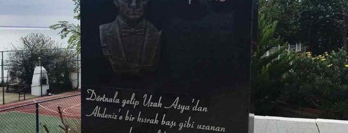 Denizciler Sahil is one of Posti che sono piaciuti a Cem.