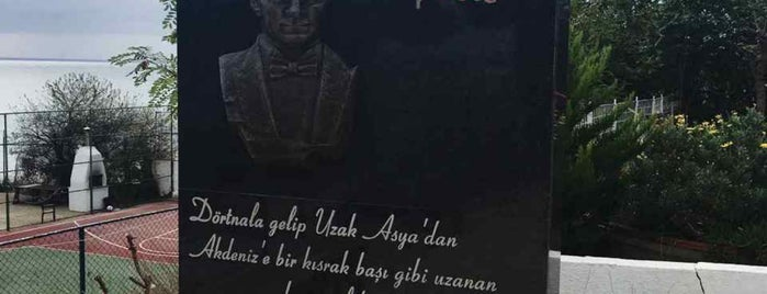 Denizciler Sahil is one of Cem : понравившиеся места.