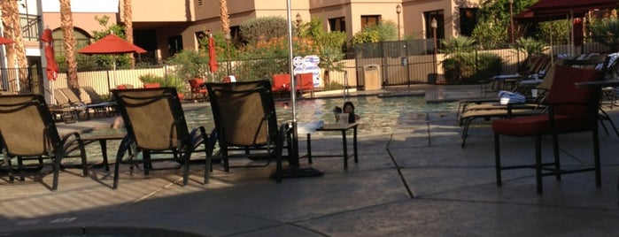 Embassy Suites by Hilton La Quinta Hotel & Spa is one of Mayteさんのお気に入りスポット.