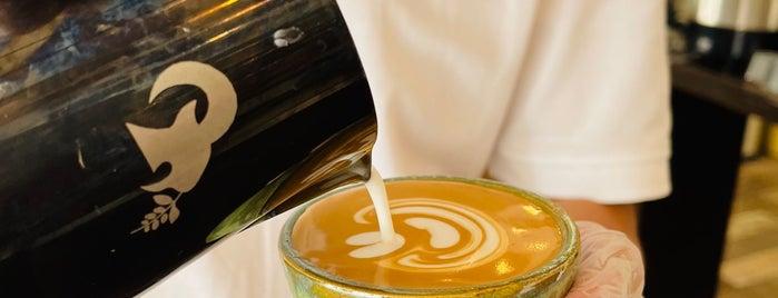 Ons Coffee أُنْس is one of Jarallah'ın Kaydettiği Mekanlar.