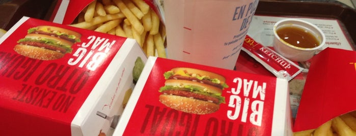 McDonald's is one of สถานที่ที่ Fernando ถูกใจ.