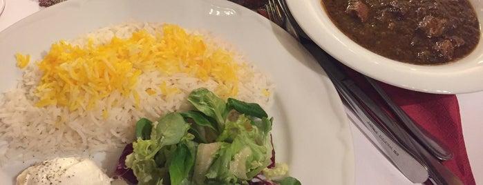 Persian Restaurant is one of Wo in Stuttgart.