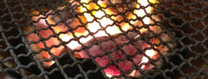Kan Nichi Kan (Japanese Charcoal BBQ Yakiniku) is one of Omnomnom.