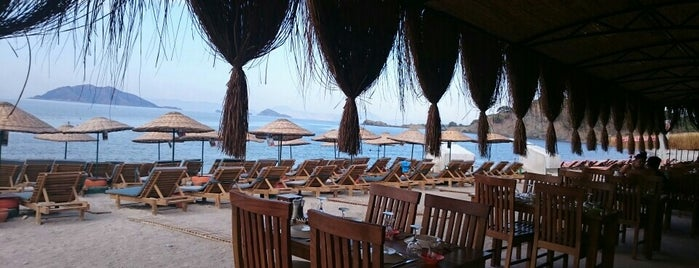 Zentara Beach & Kitchen is one of Fethiye.