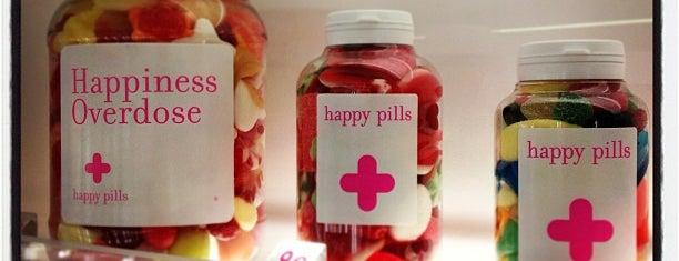Happy Pills is one of Barcelona Weekender.