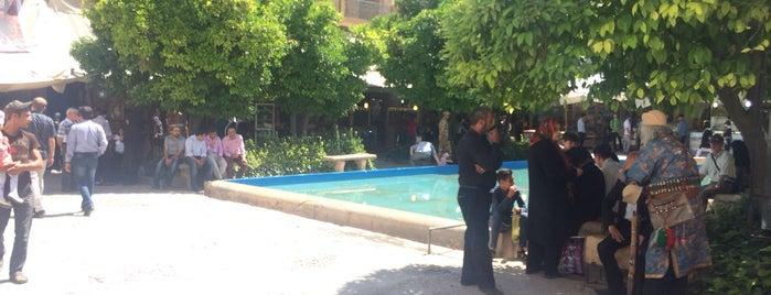 Saraye Moshir | سرای مشیر is one of Summer 2016: CDG | IKA | FCO | ATH | MAD.