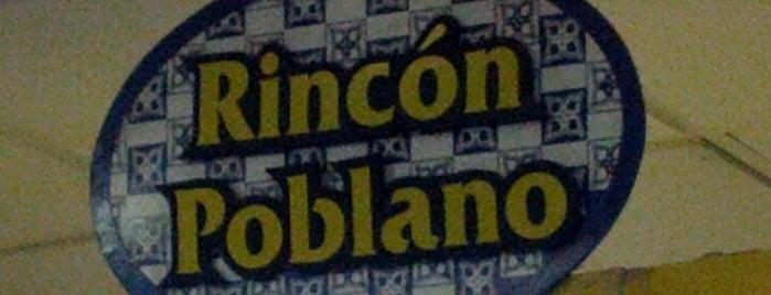 Rincón Poblano is one of Posti che sono piaciuti a Changui.