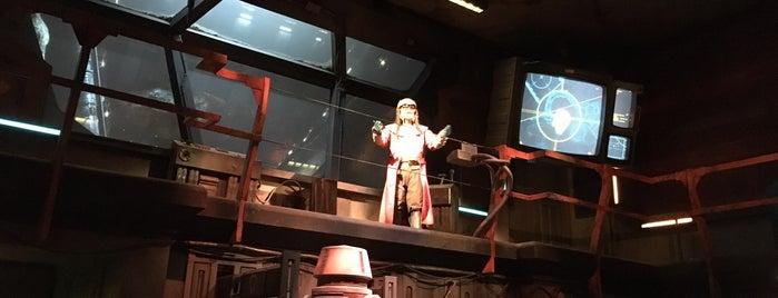 Millennium Falcon: Smugglers Run is one of Locais curtidos por Fernando.