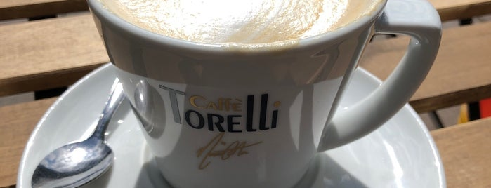 Caffe Torelli is one of London Life Style.