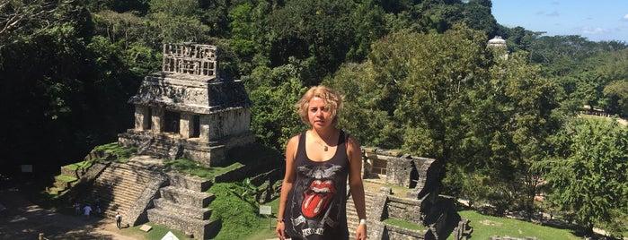 Zona Arqueológica de Palenque is one of Ilse'nin Beğendiği Mekanlar.