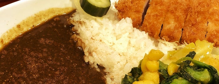カツとカレーの店 ジーエス is one of TOKYO-TOYO-CURRY 4.