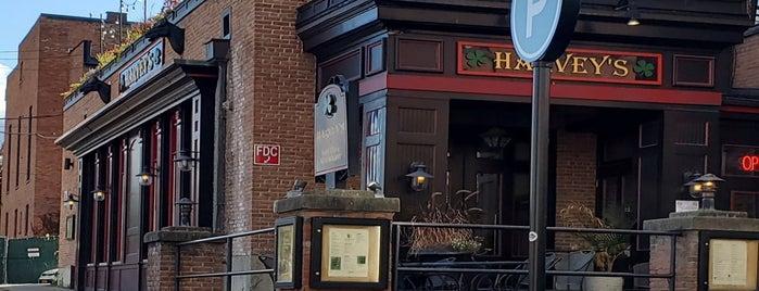 Harvey's Irish Pub & Restaurant is one of Saratoga springs.