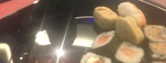 Yooki Sushi is one of Comida II - Internacional.