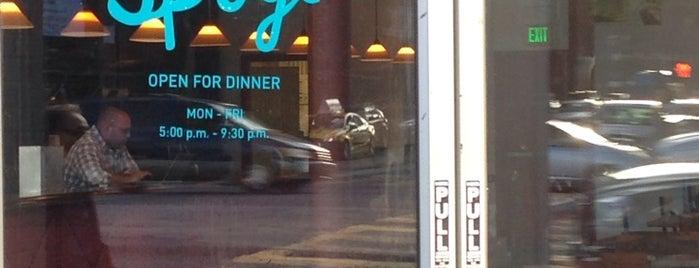 Sprig is one of SF food.