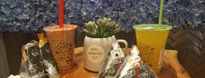 Yaya Tea Garden is one of Lugares favoritos de Kristine.
