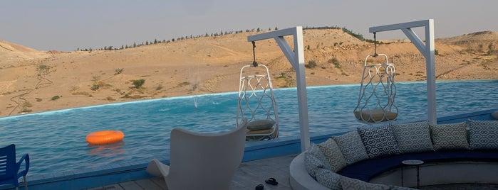 Mashraf Al-reem Resort is one of Riyadh.