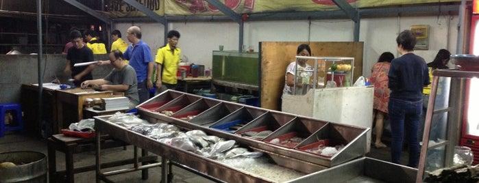 Acui Live Seafood is one of Orte, die Baba gefallen.