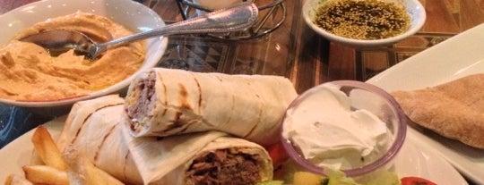 Lebanese Taverna is one of Orte, die Bridget gefallen.