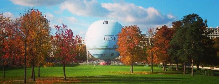 Parc André Citroën is one of Paris.