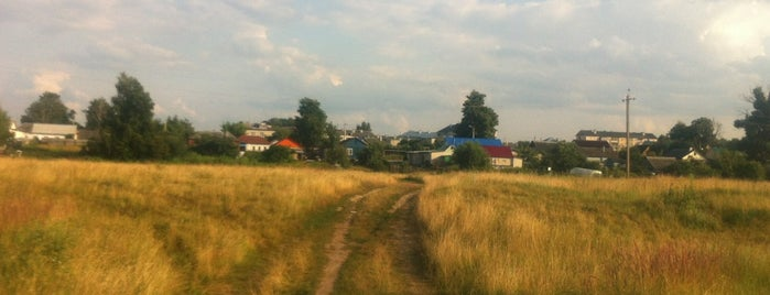 Шилово is one of Города Рязанской области.