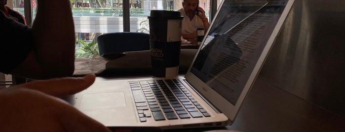 Pasión Del Cielo Coffee is one of Posti che sono piaciuti a Neal.