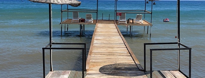 Gulhan Beach Assos is one of Gezmece, tozmaca !.