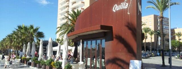 Bar Quilla is one of สถานที่ที่ Blain ถูกใจ.