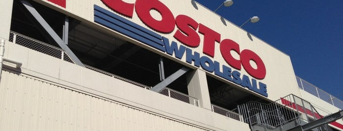 Costco is one of Lieux qui ont plu à Tanaka.