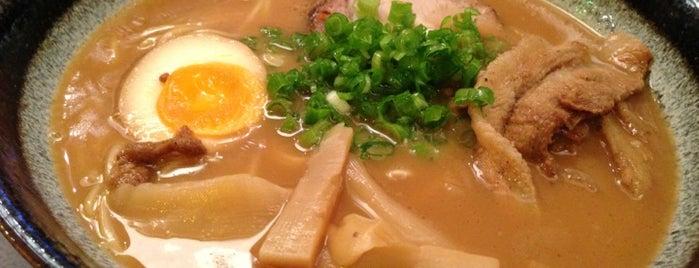 Manten Japanese Restaurant is one of Ramen Adventure.
