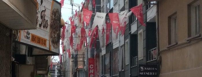 Cumhuriyet Halk Partisi Salihli İlçe Başkanlığı is one of themaraton.