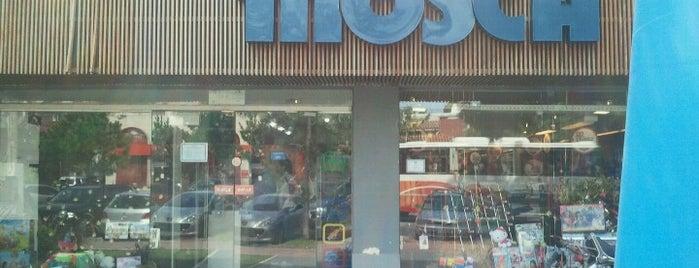 Mosca is one of Locais curtidos por Nacho.