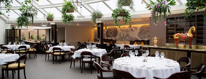 Bombay Brasserie is one of Kensington List.