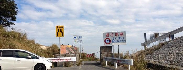 石榑峠 is one of 超す峠 (my favorite passes).