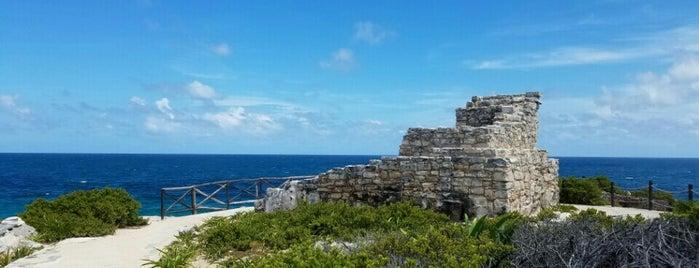 Templo Maya dedicado a la Diosa Ixchel is one of Cancun.