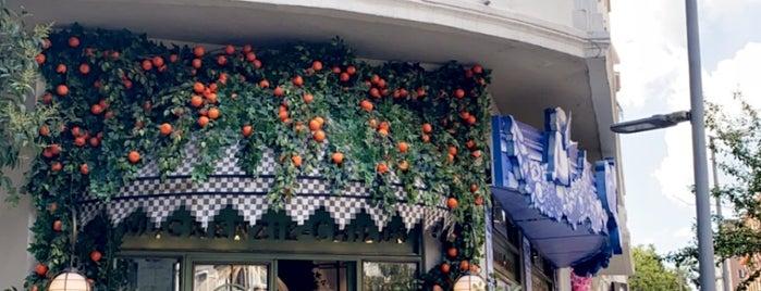 St. Regis Brasserie is one of İstanbul.